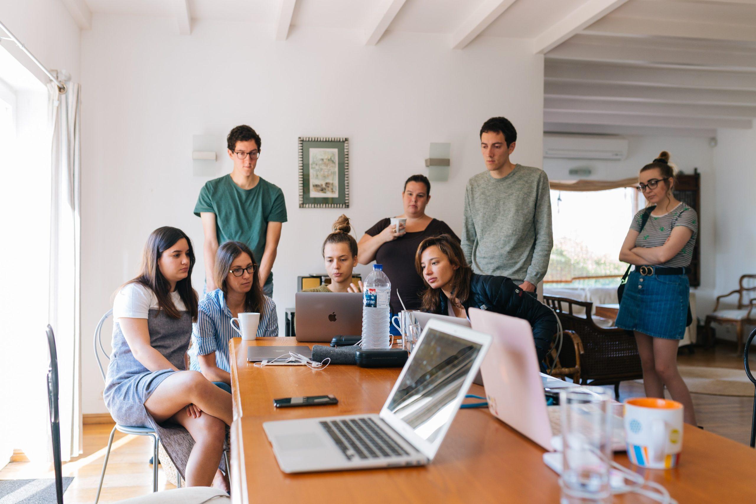 Zwiększ efektywność pracowników – team building